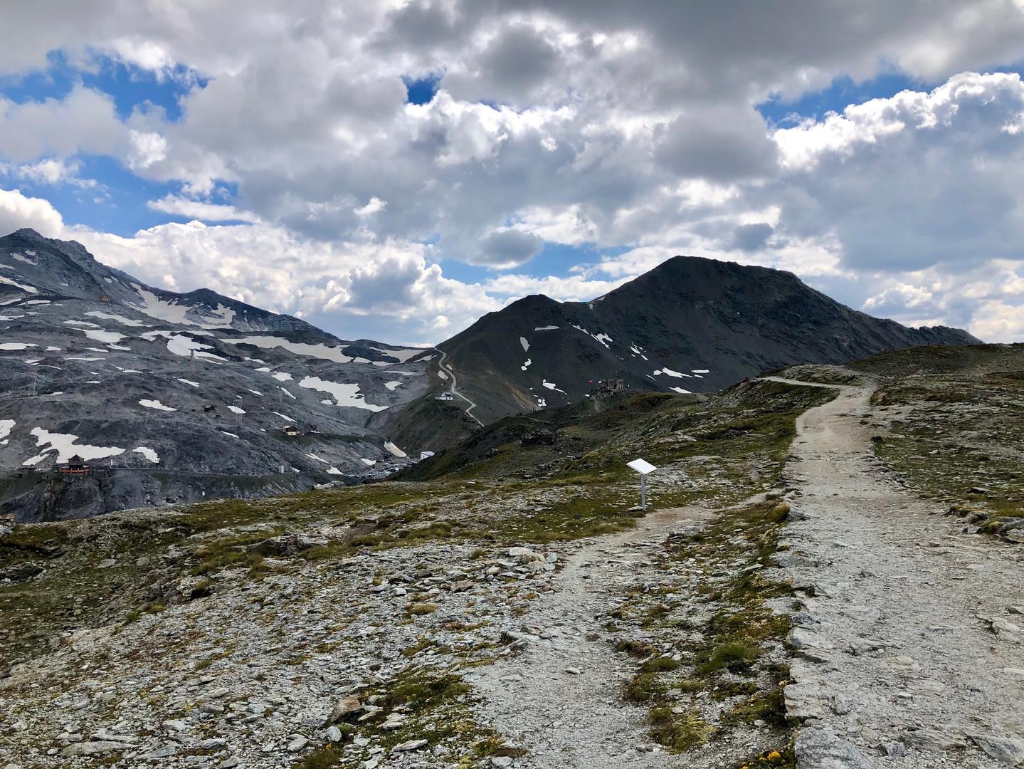 Le Monte Scorluzzo, théâtre de la folie des hommes