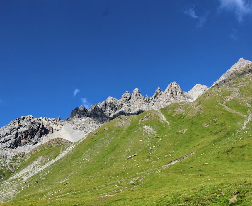 Un petit air de Dolomites ?