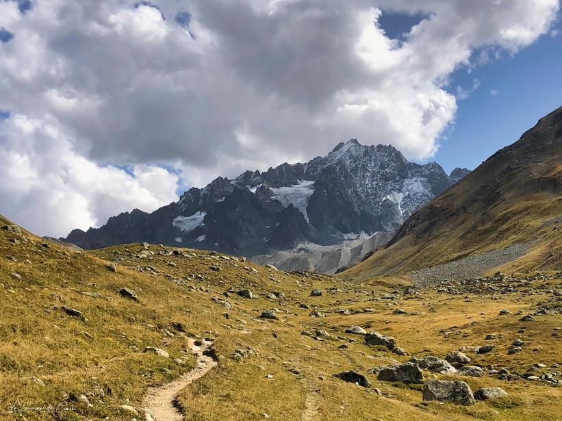 Les Agneaux (3664 m)