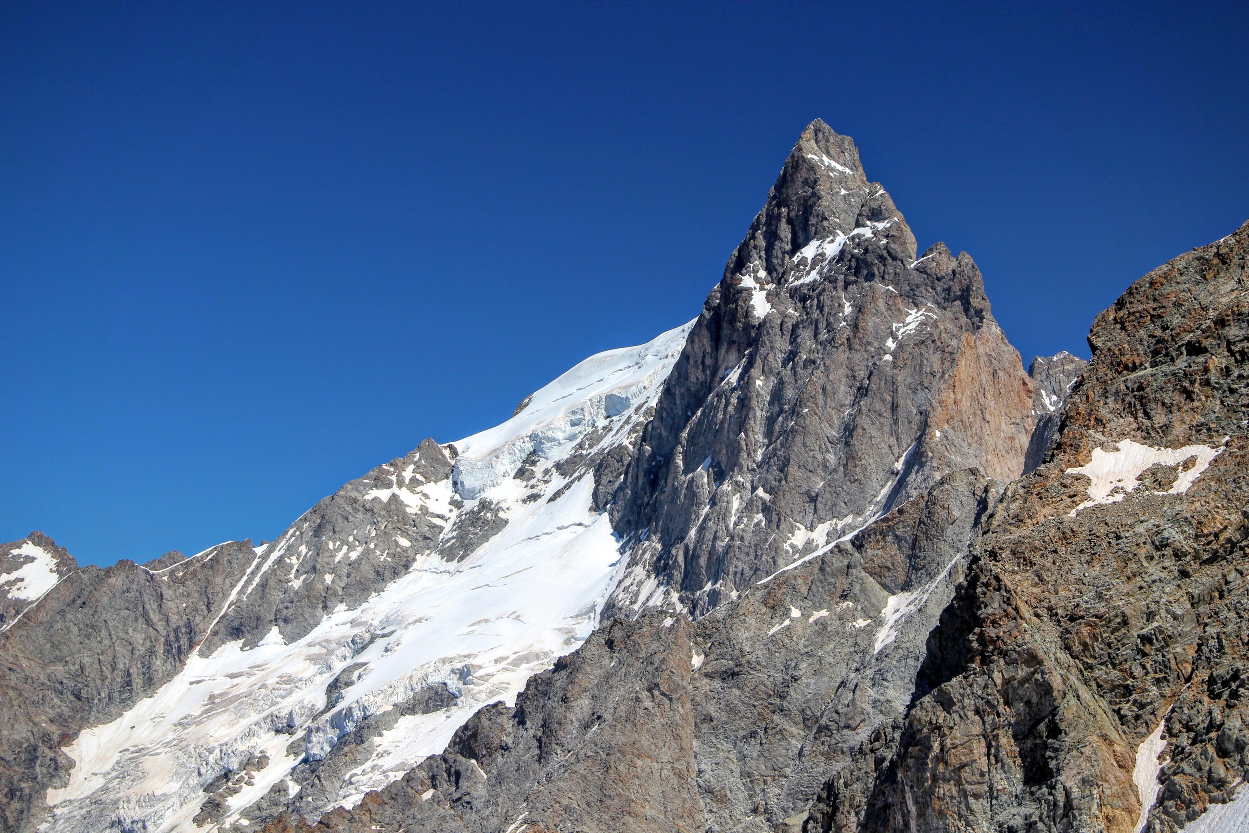 Grand Pic de la Meije (Htes-Alpes)