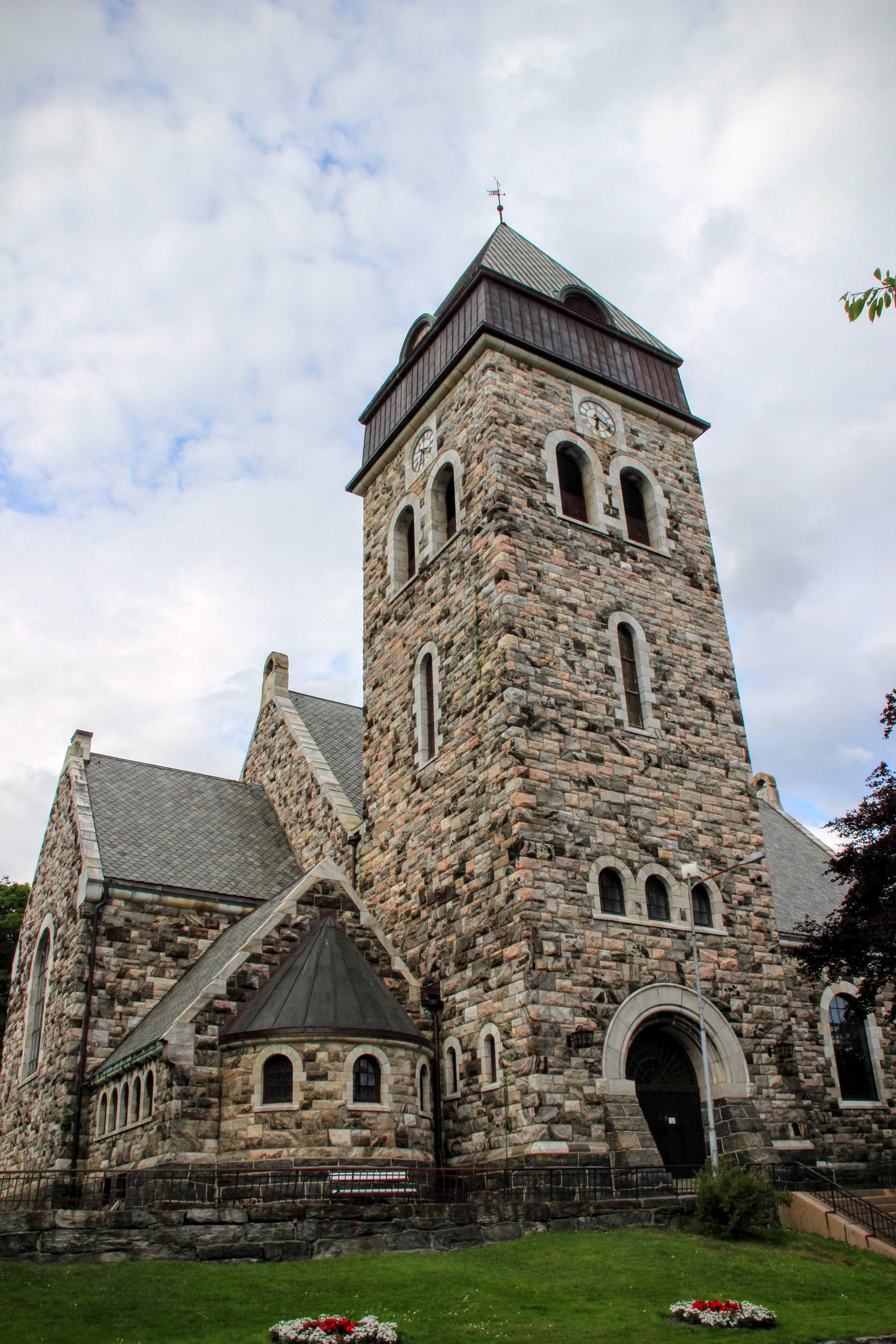 Eglise d'Ålesund (1909)