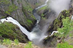 Voringfossen (182 m de haut)