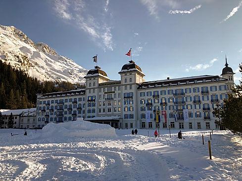 Grand Hôtel des Bains St. Moritz