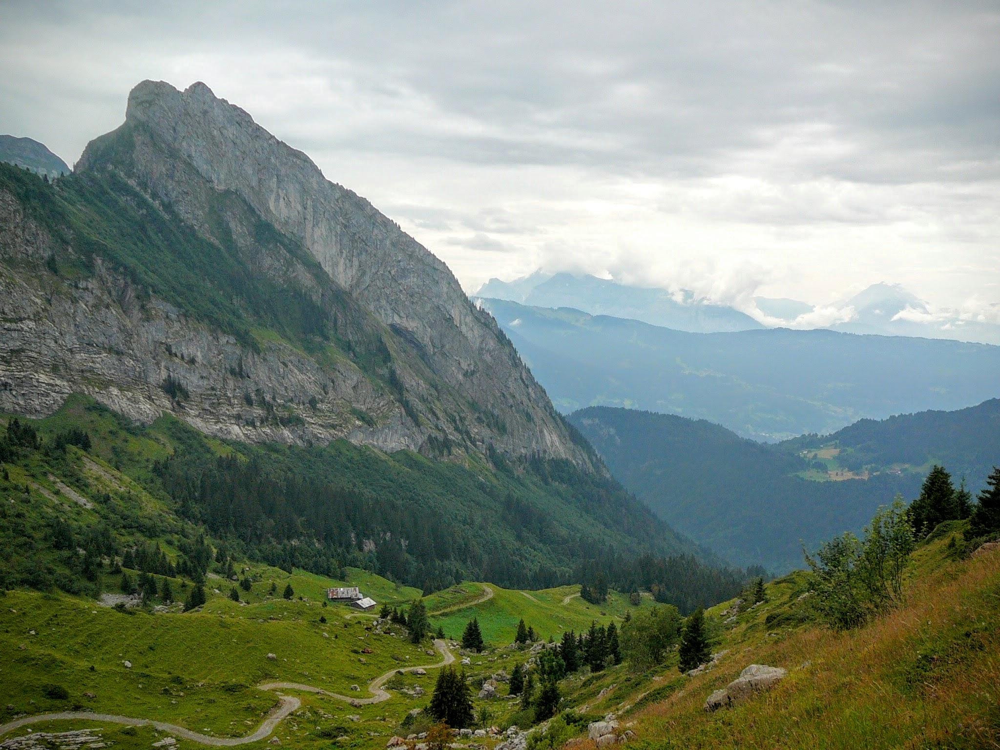La pointe du Tuet (2037 m)