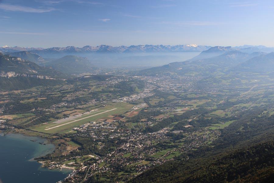 La cluse de Chambéry