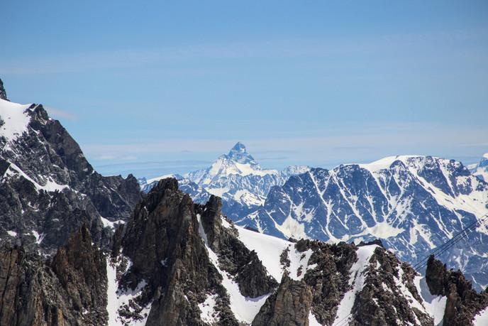 Le Cerin (Matterhorn) (4478 m)