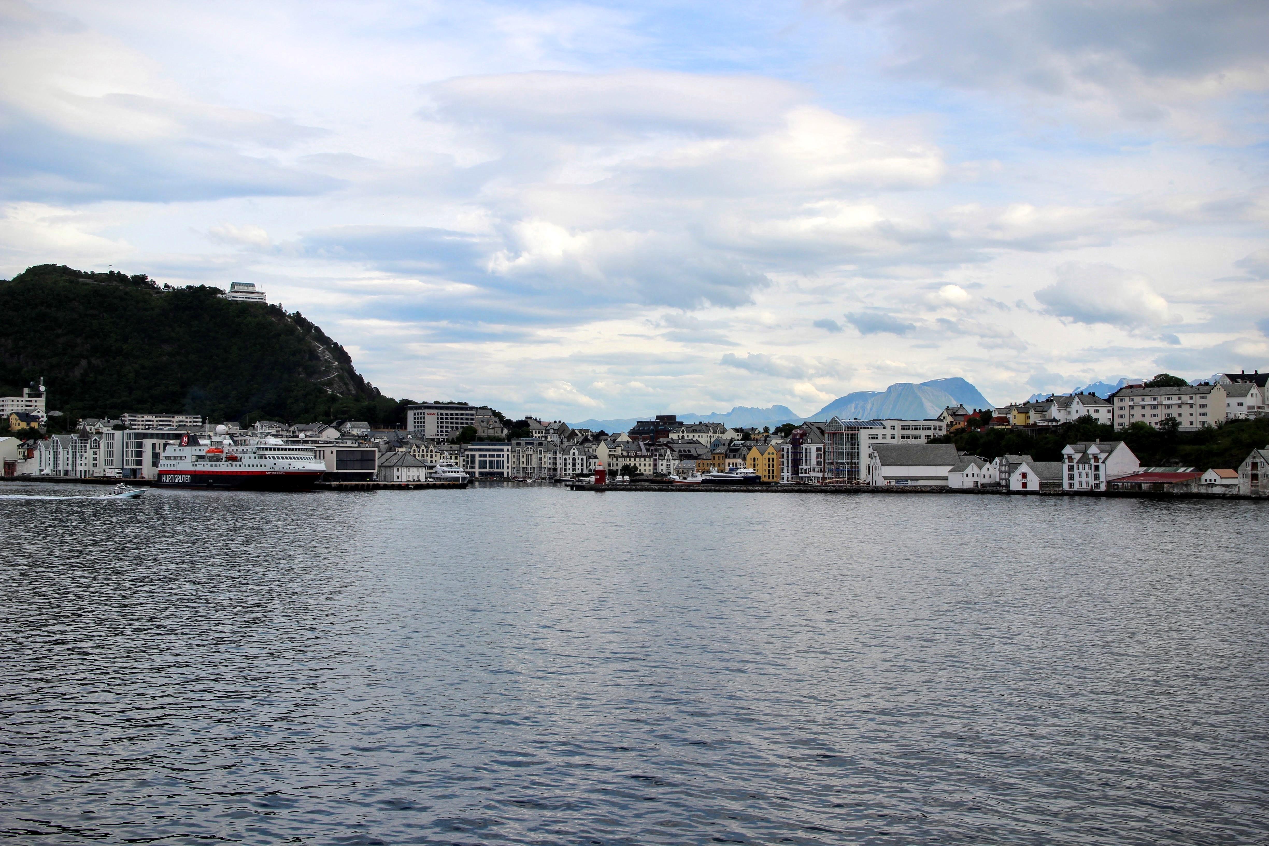Retour à Ålesund