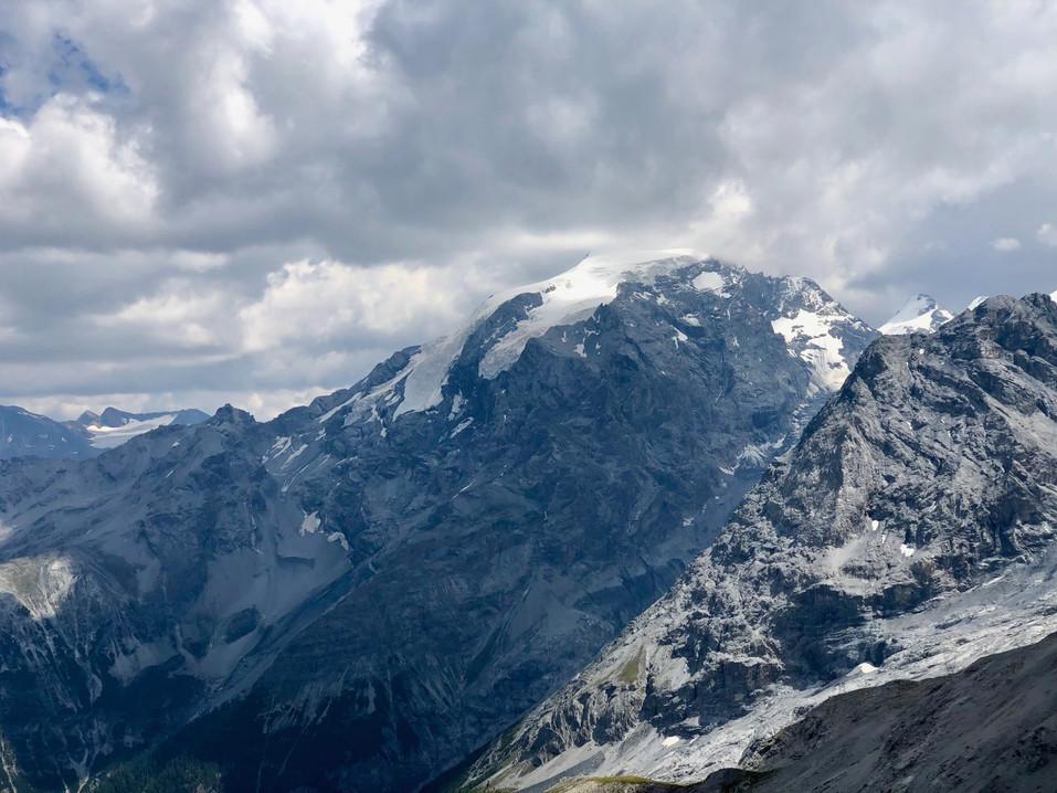 L'Ortler et 3905 m