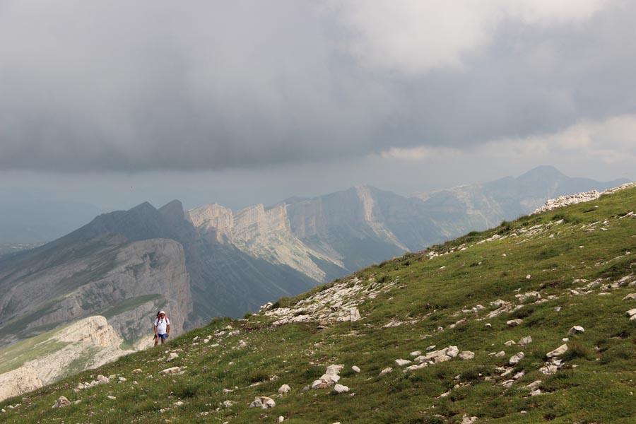 Les sommets du Vercors