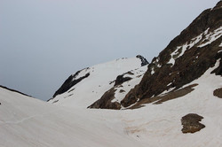 La face glacière de l'Etendard