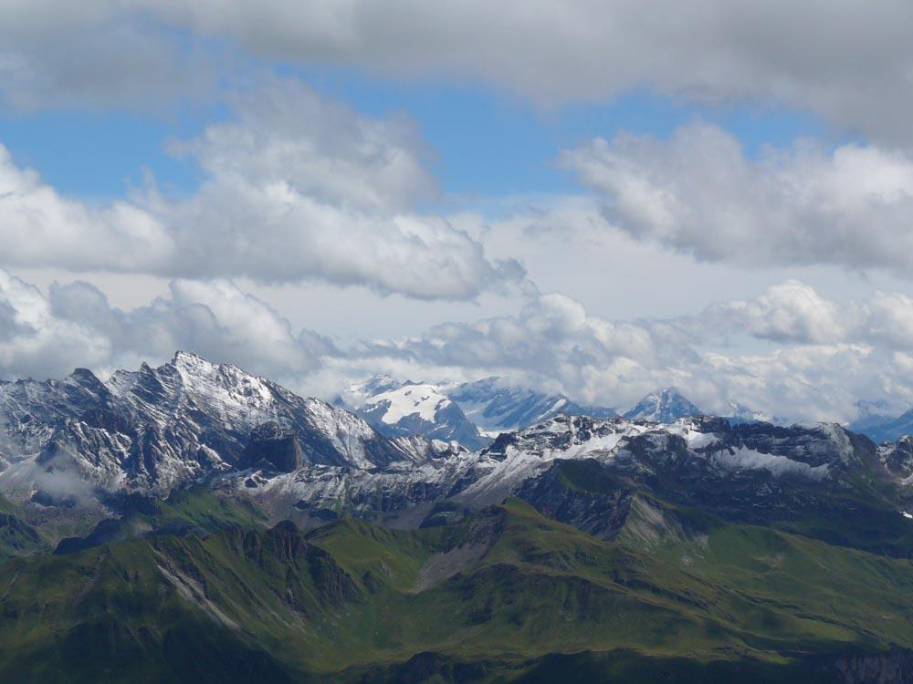 Le massif du Beaufortain