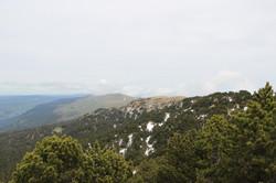La crête du Haut-Jura