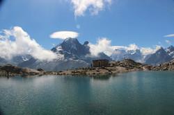 Le lac Blanc (2352m)