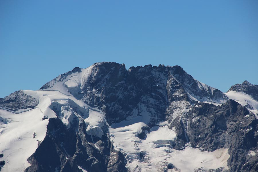 Le Rateau (3809m)