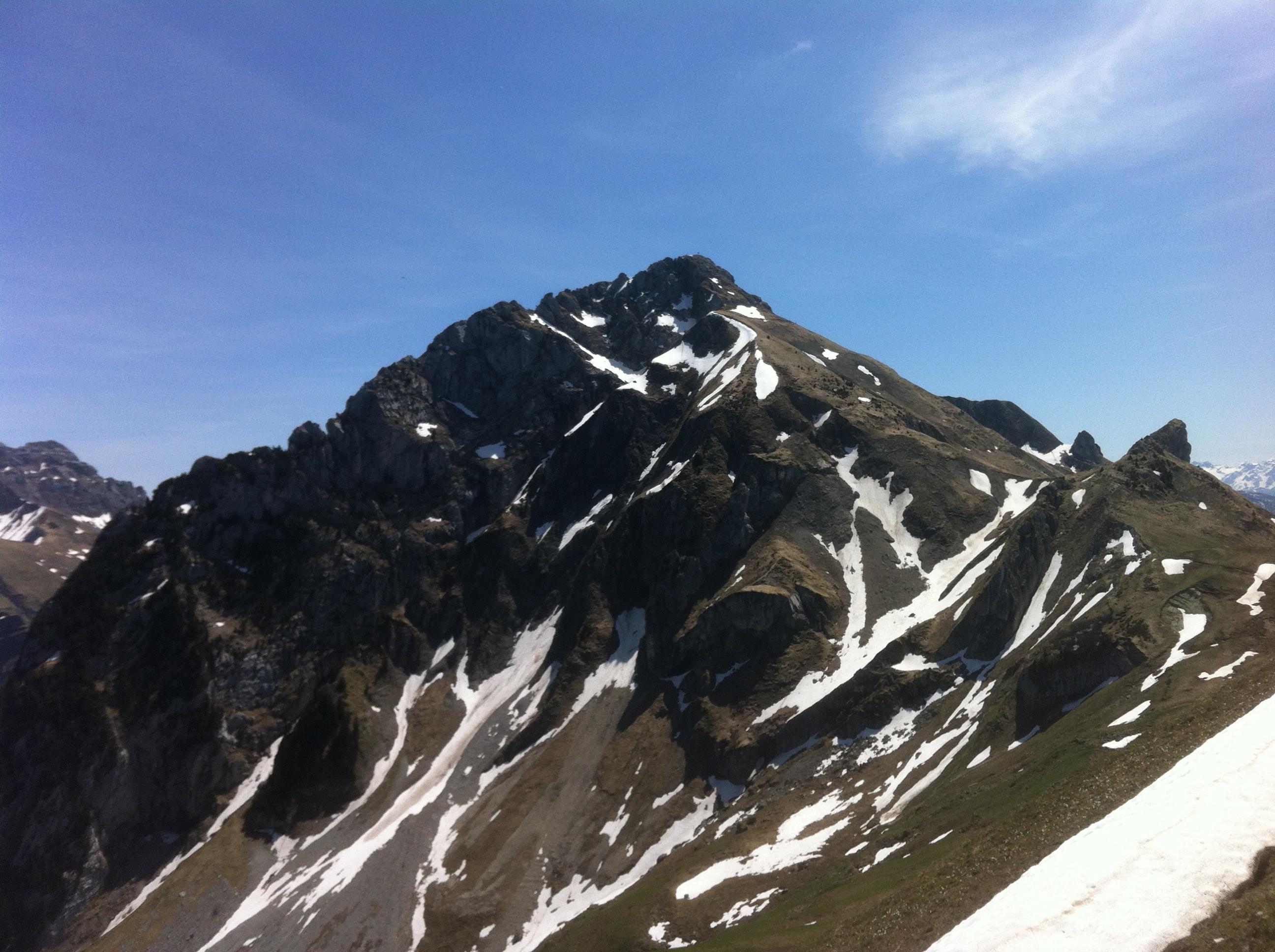 Le Trélod (2181 m)