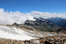 Le glacier Indren
