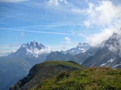 Les Dents du Midi (3257 m)