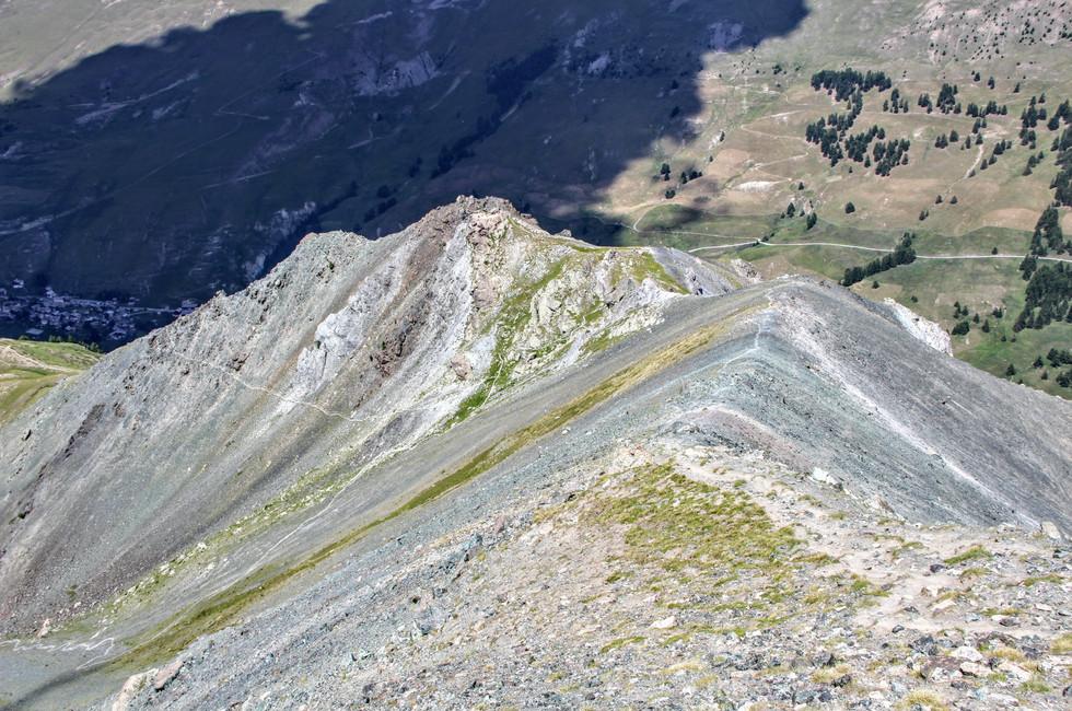 Les roches fantastiques du Pic Cascavelier