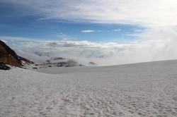Le glacier de Saint-Sorlin