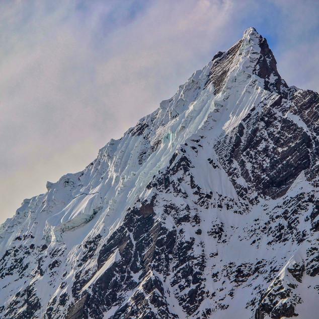 Puca Punta (5700 m)