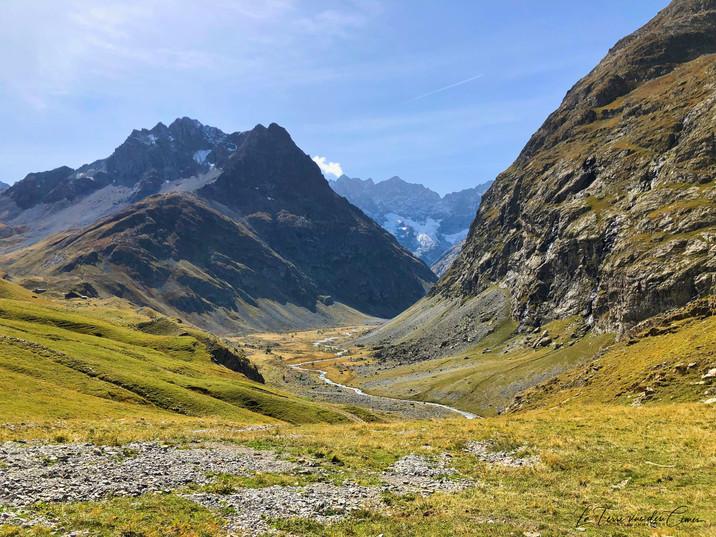Le Pic de Chamoissière (3207 m)