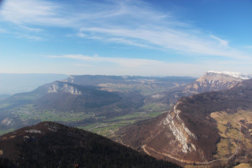 Le Nivolette et le Margériaz