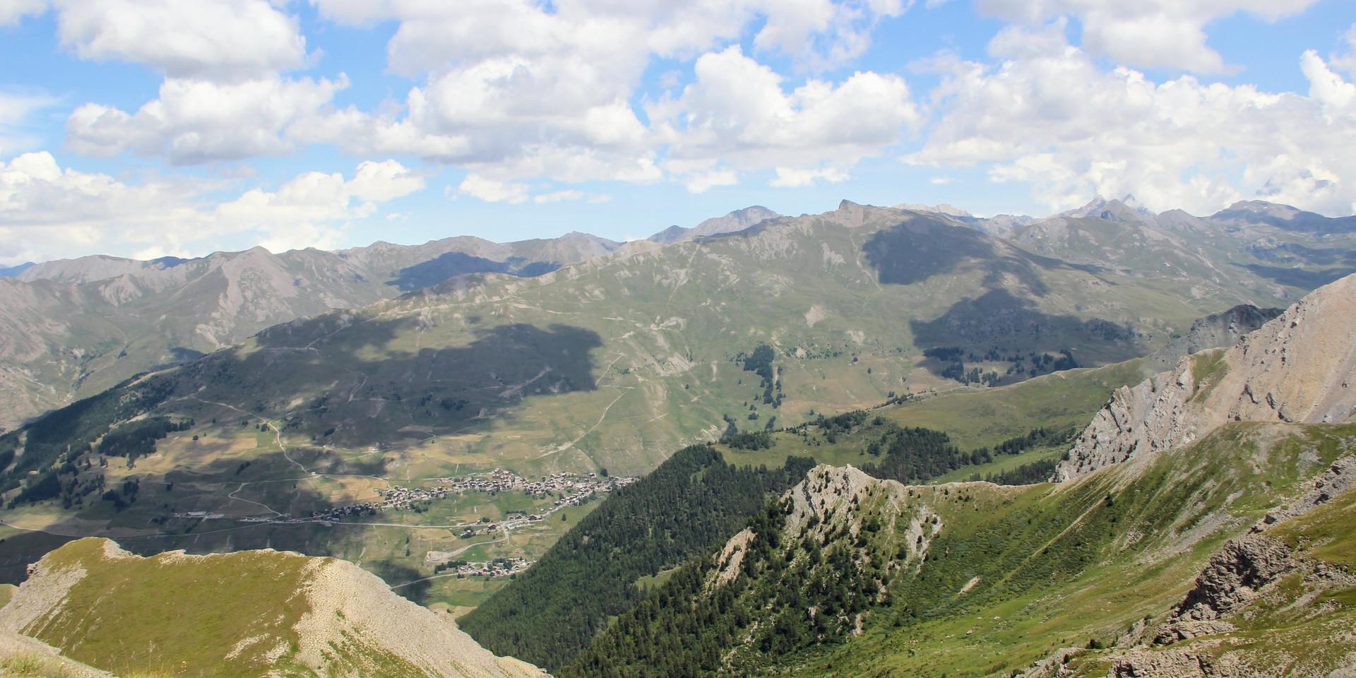 Saint Véran (2040 m)