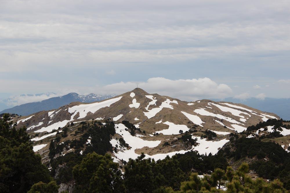 Le Reculet (1719 m)