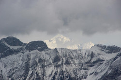 Le Mt-Blanc menaçant !!!