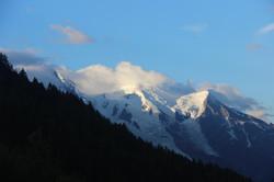 Bonjour Mont-Blanc !