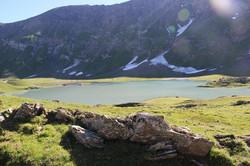 Le lac du Goléon