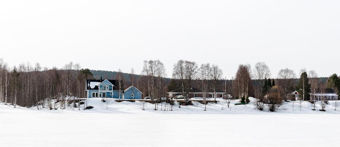 La Kemijoki, le plus long fleuve de Finlande