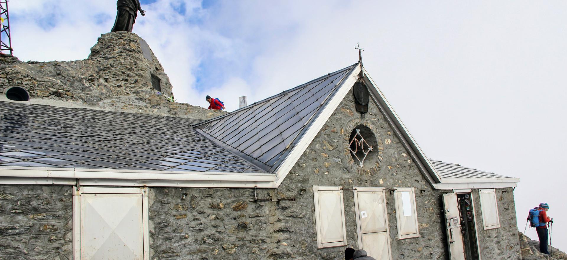La chapelle bivouac