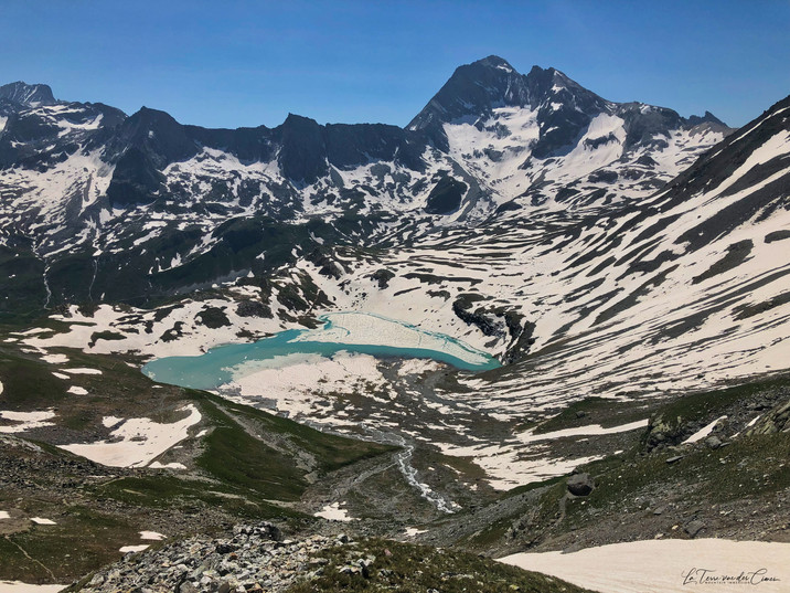 Lac Blanc ou lac polaire ?