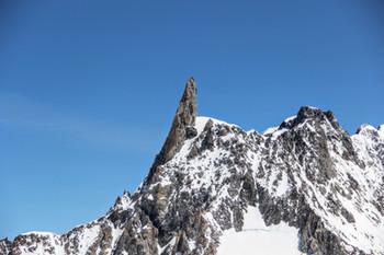 La Dent du Géant (4013 m)