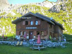 Le refuge de la Vogealle (1902 m)