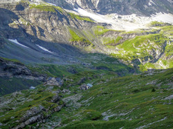 La cabane de Susanfe (2102 m)