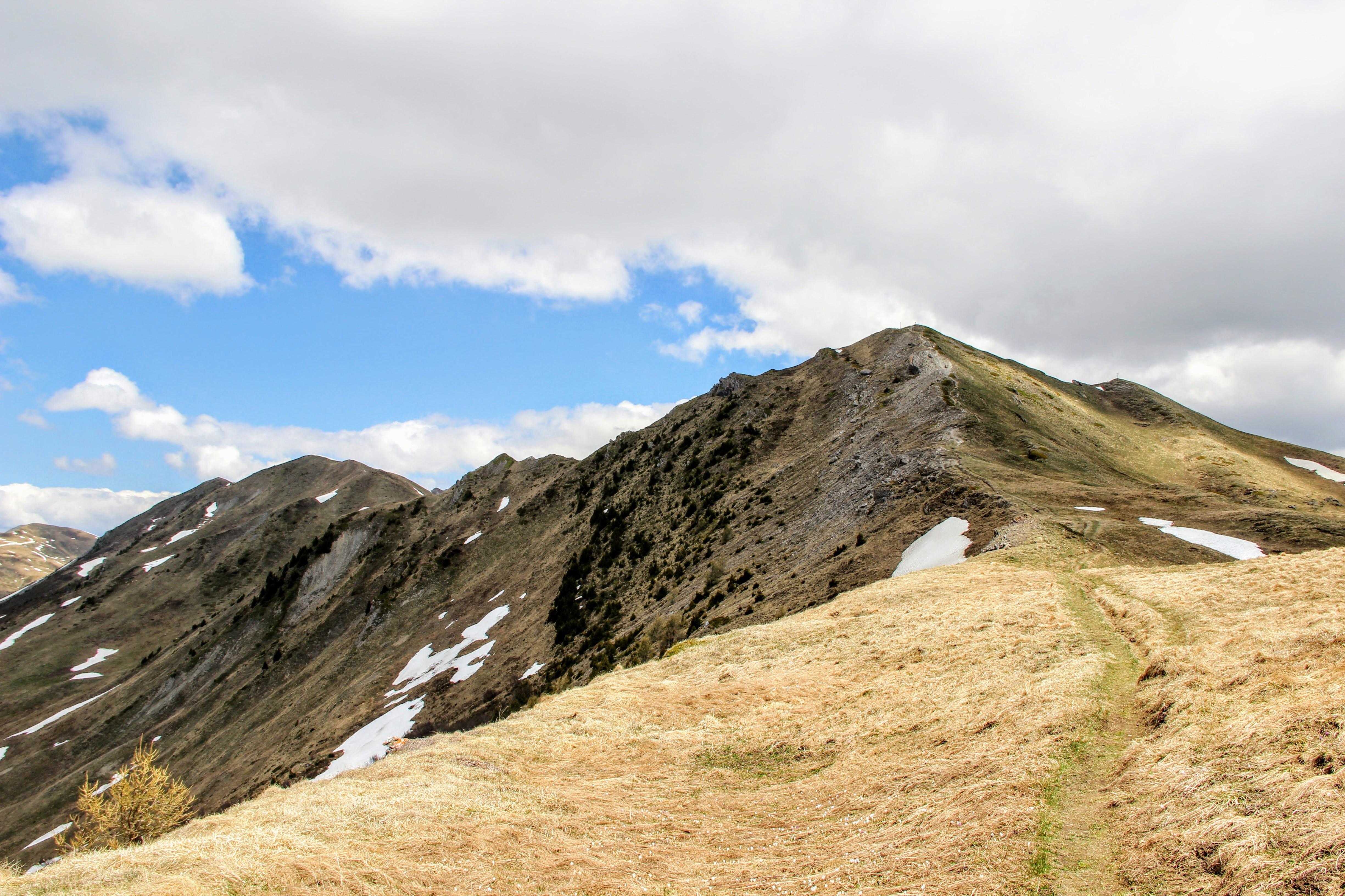 Le sommet est en vue
