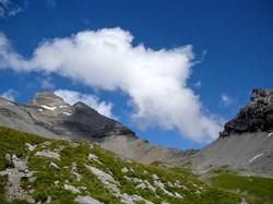 La Hte Cime (3257 m)