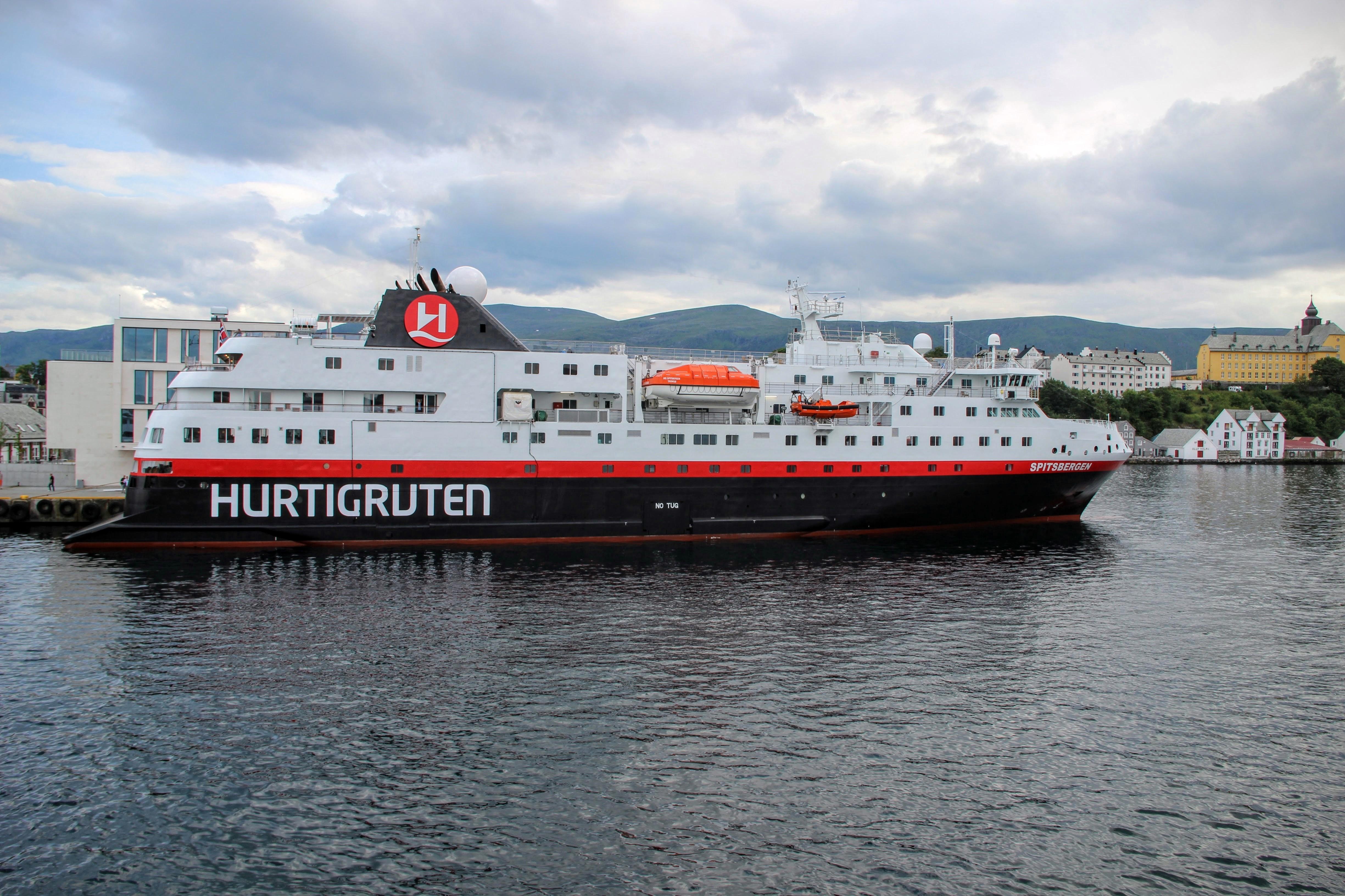 Le nouveau MS Spitzbergen