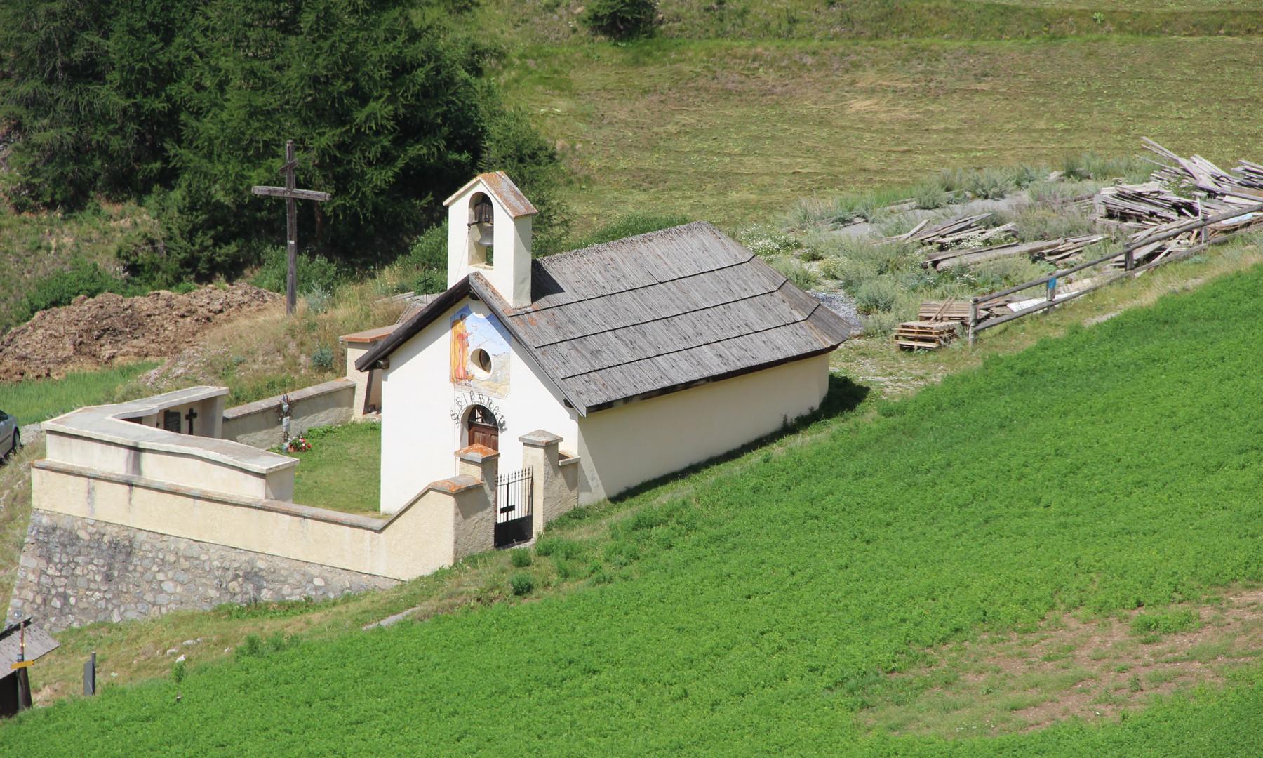 Chapelle St Pierre de Souliers