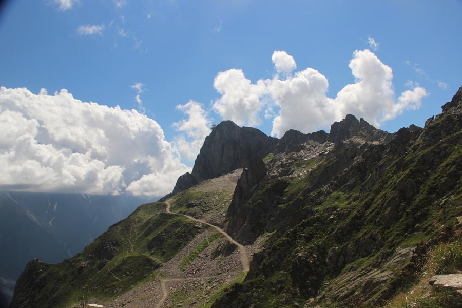 Le Vrévent (2525m)