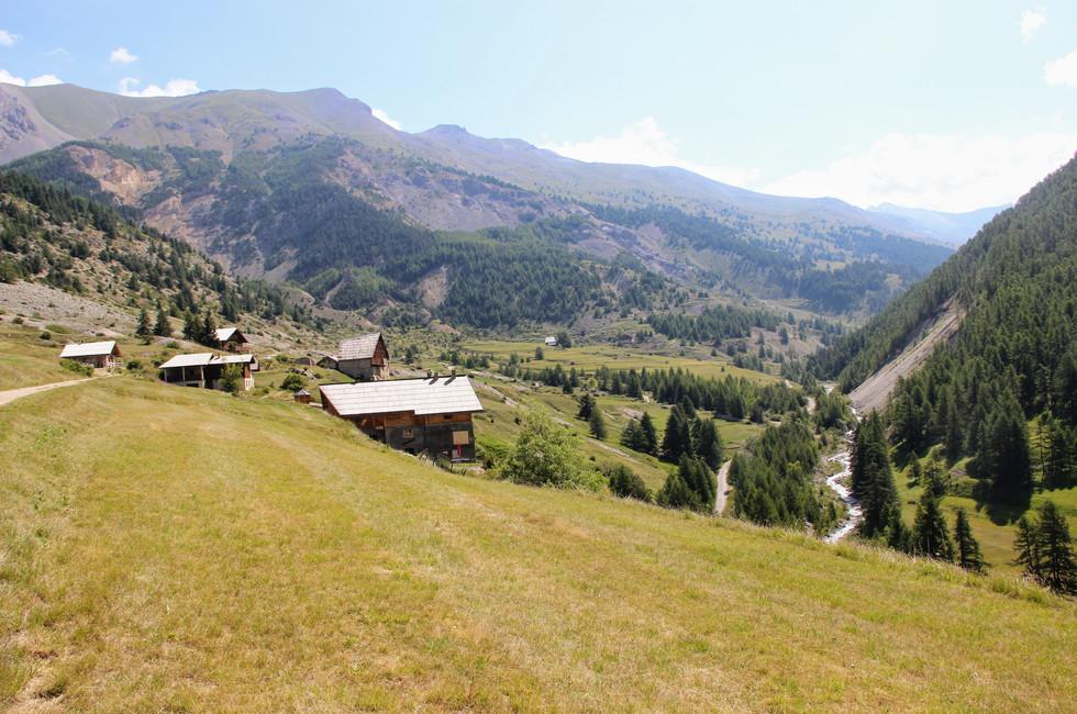 Le hameau de Villard