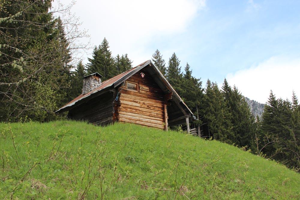 La cabane de l'Hirsson