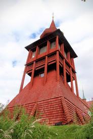 Le campan de l'église