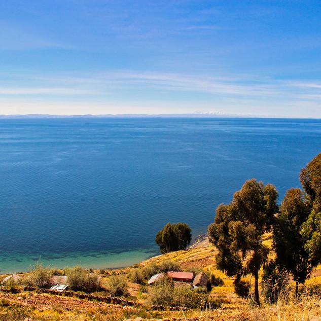 La mer andine