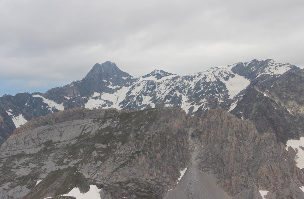 L'aiguille de la Vanoise (2796 m)