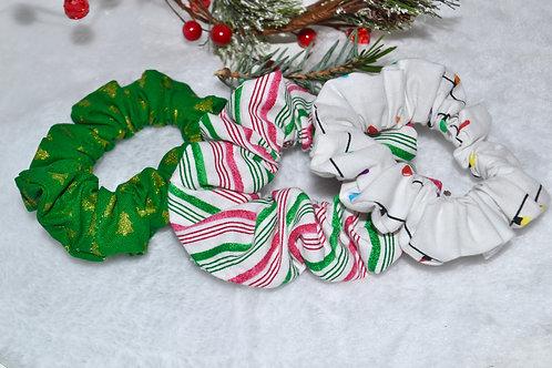 Christmas Scrunchie Bundle