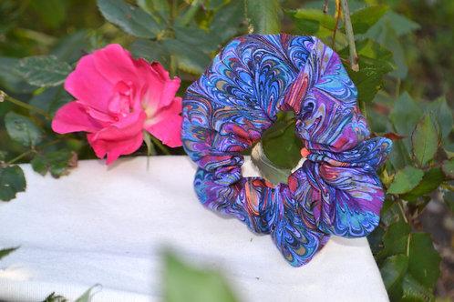 Multi Color Scrunchie