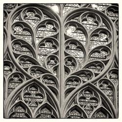 Heart Window, York